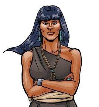 326x352 a new native female super hero for the super indian universe
