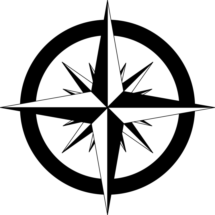 750x750 Collection Of Free Compass Vector Nautical Download On Ui Ex