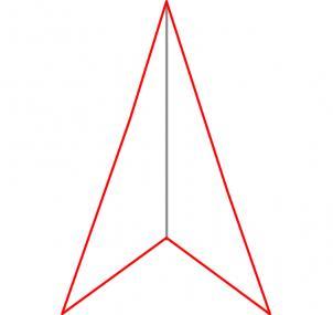 302x285 Draw A Nautical Star, Step