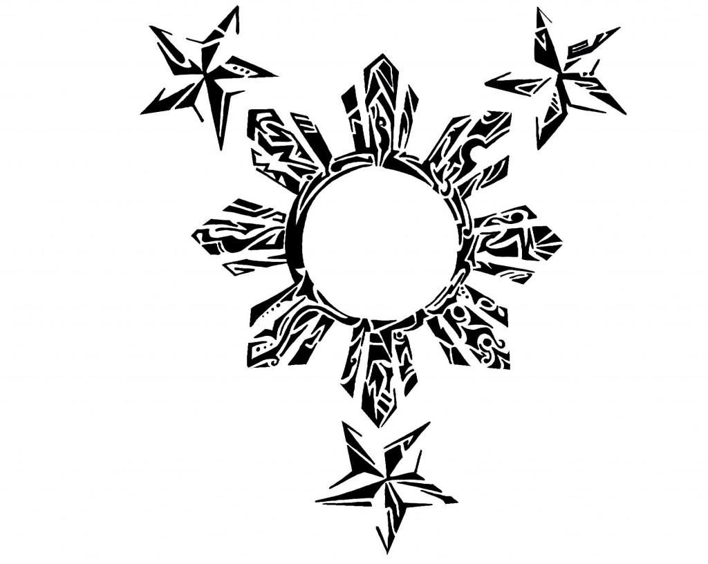 1024x816 Nautical Star Tattoos Png Transparent Images