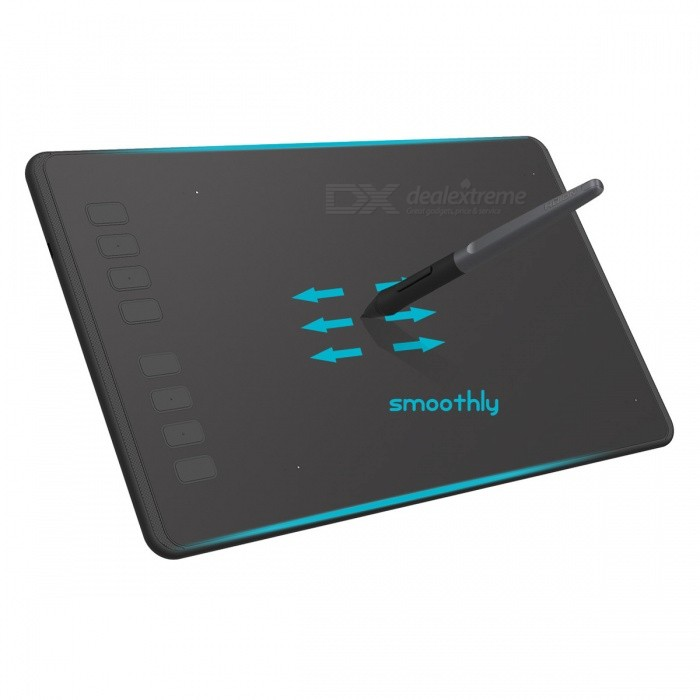 700x700 Huion Slim Compact Drawing Graphics Tablet