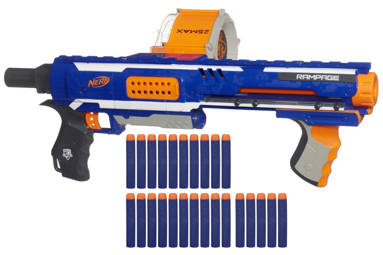 Nerf Gun Drawing