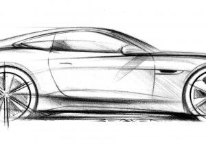 300x210 Car Pencil Sketch Drawing