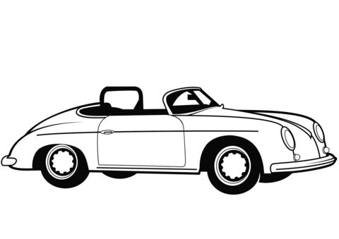 480x339 classic car coloring pages new classic car coloring pages elegant