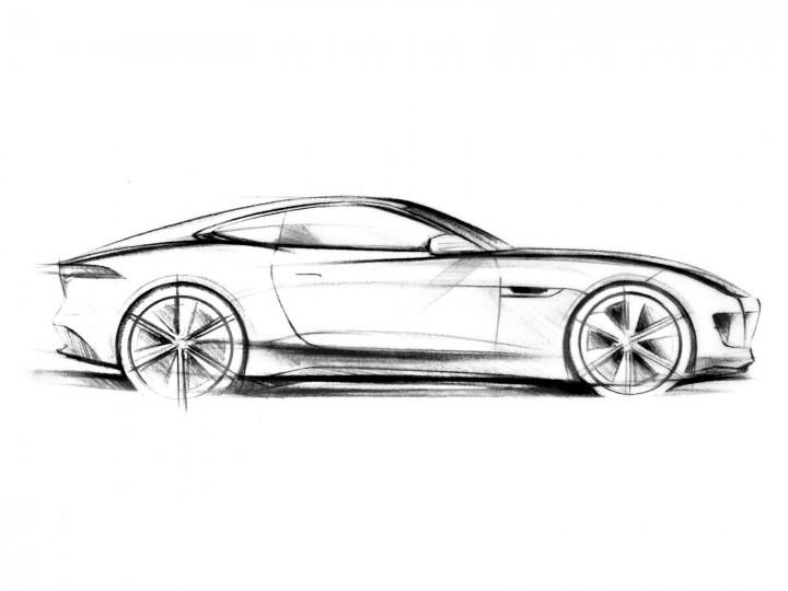720x540 Jaguar Drawing Free Download