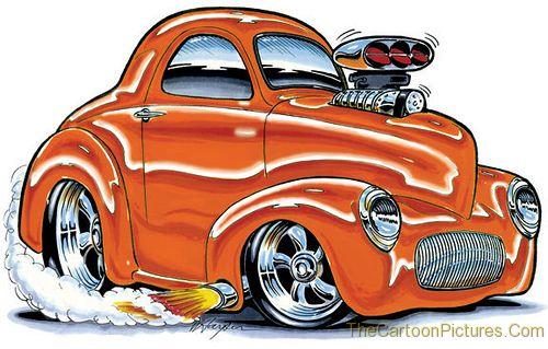 500x319 New Cars Mbah Cartoon Car