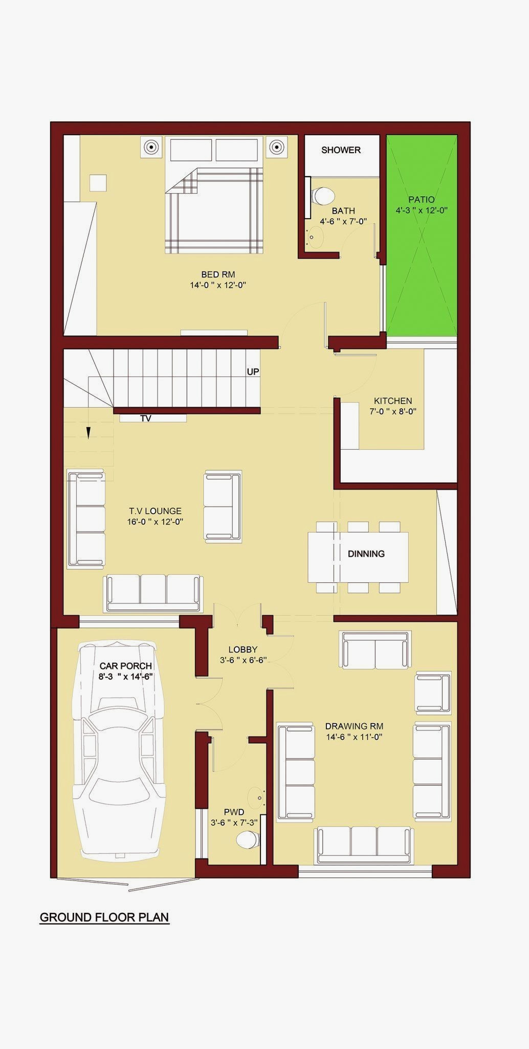 1034x2048 Get Floor Plan For My House New Bhk Home Plan Luxury Home
