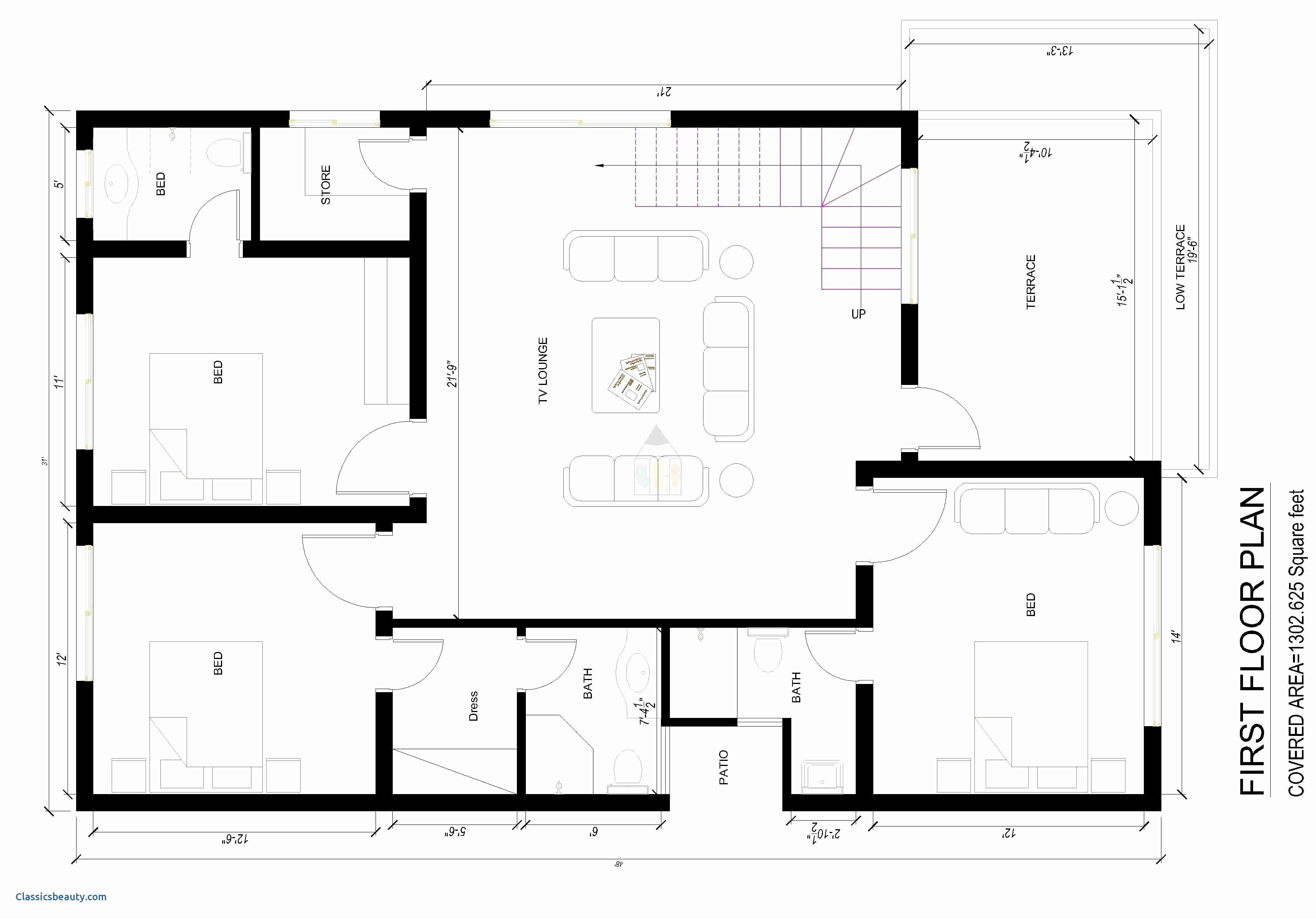 3371x2354 How To Create A Floor Plan Luxury Draw Out House Plans Lovely How