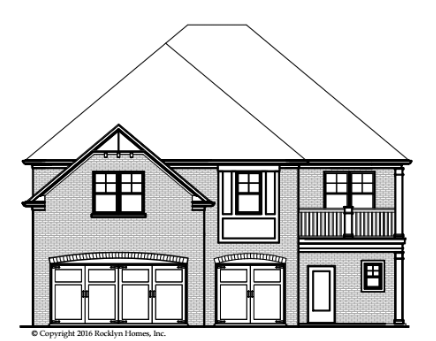 436x341 Rocklyn Homes New Home Plans In Lawrenceville Ga Newhomesource