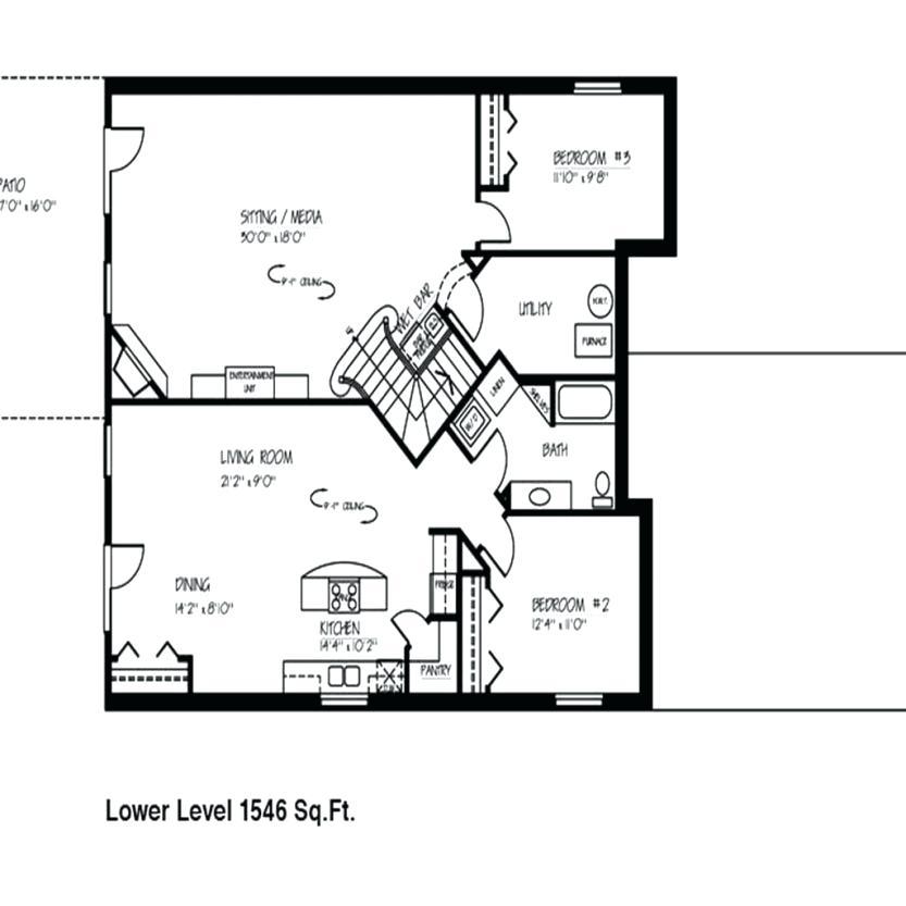 833x833 Floor Plans App