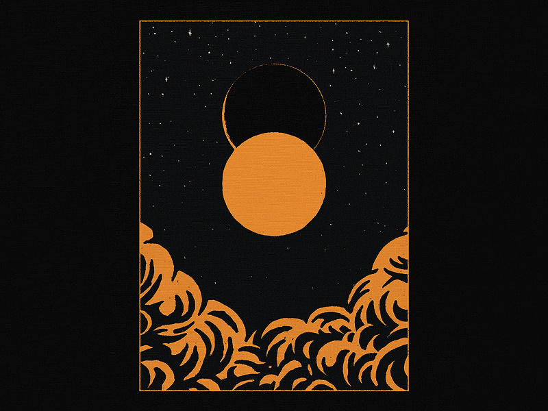 800x600 New Moon The Setting Sun
