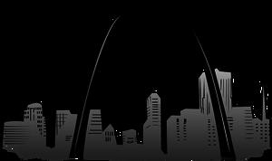 300x178 New York City Skyline Clip Art Free
