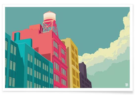 546x386 Buy New York Prints And Posters Online Juniqe Uk