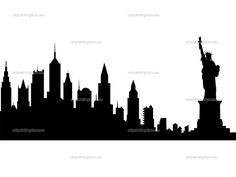 236x177 Nyc Skyline Outline New New York Skyline Silhouette Google Search