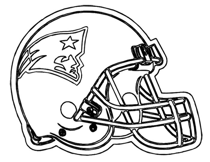 700x541 Bronco Drawing Nfl Team Logo For Free Download