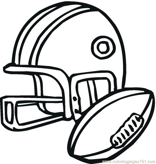 630x662 Coloring Pictures Of Football Coloring Football Pages Coloring