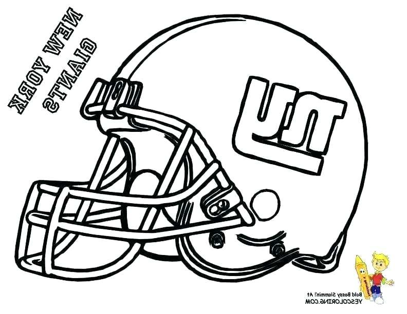792x612 Nfl Helmet Coloring Pages Football Helmet Ring Pages Helmets