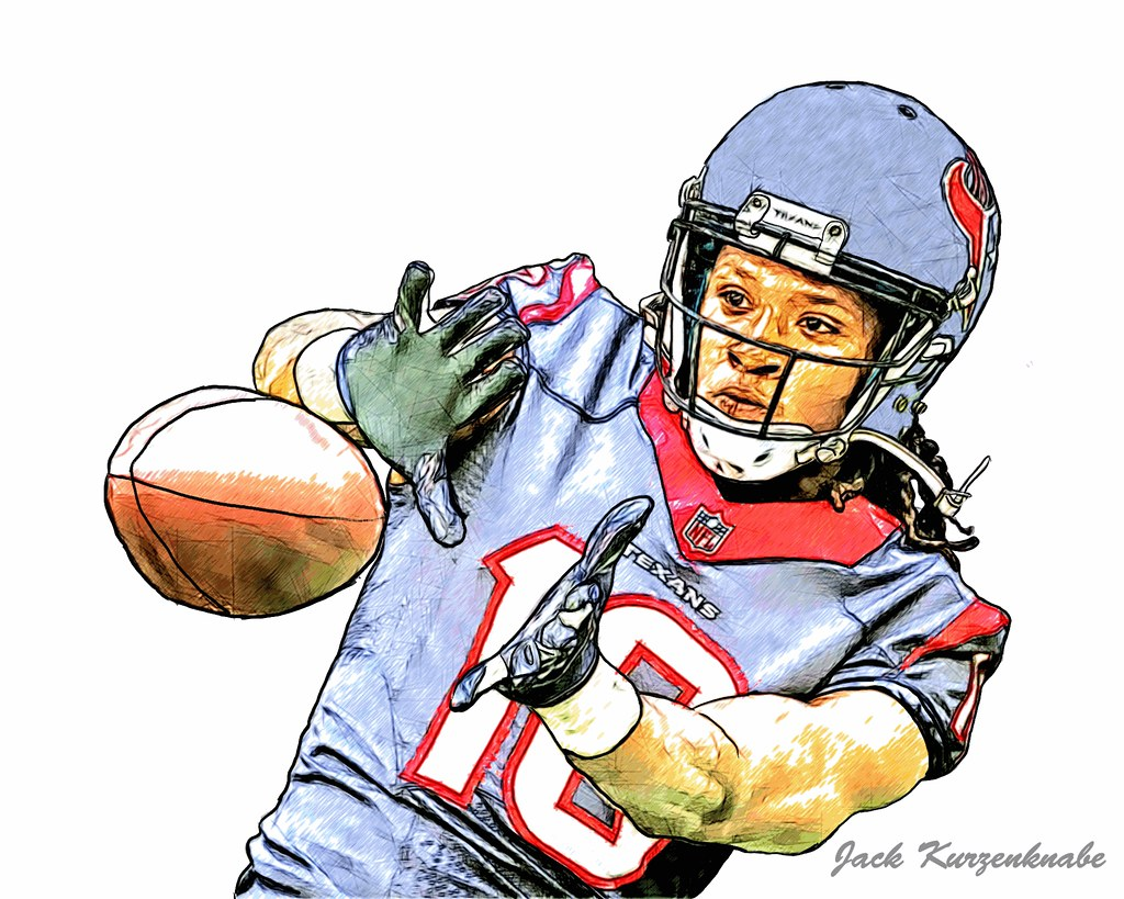1024x819 Houston Texans Deandre Hopkins View All My Nfl Drawings