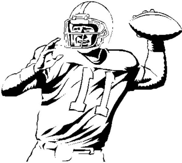 600x536 Football Player Falling Clip Art Black White Ideas And Designs
