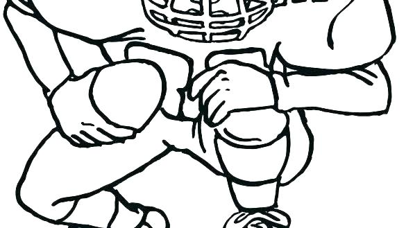 585x329 Nfl Coloring Sheets Football Coloring Pages Coloring Football