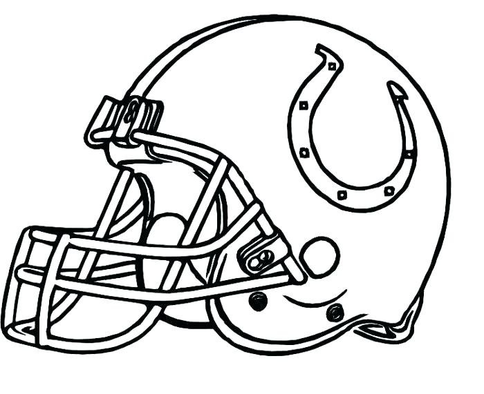 700x571 Nfl Football Team Helmets Coloring Pages