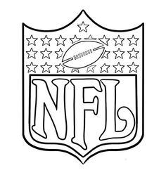 Nfl Logo Drawing