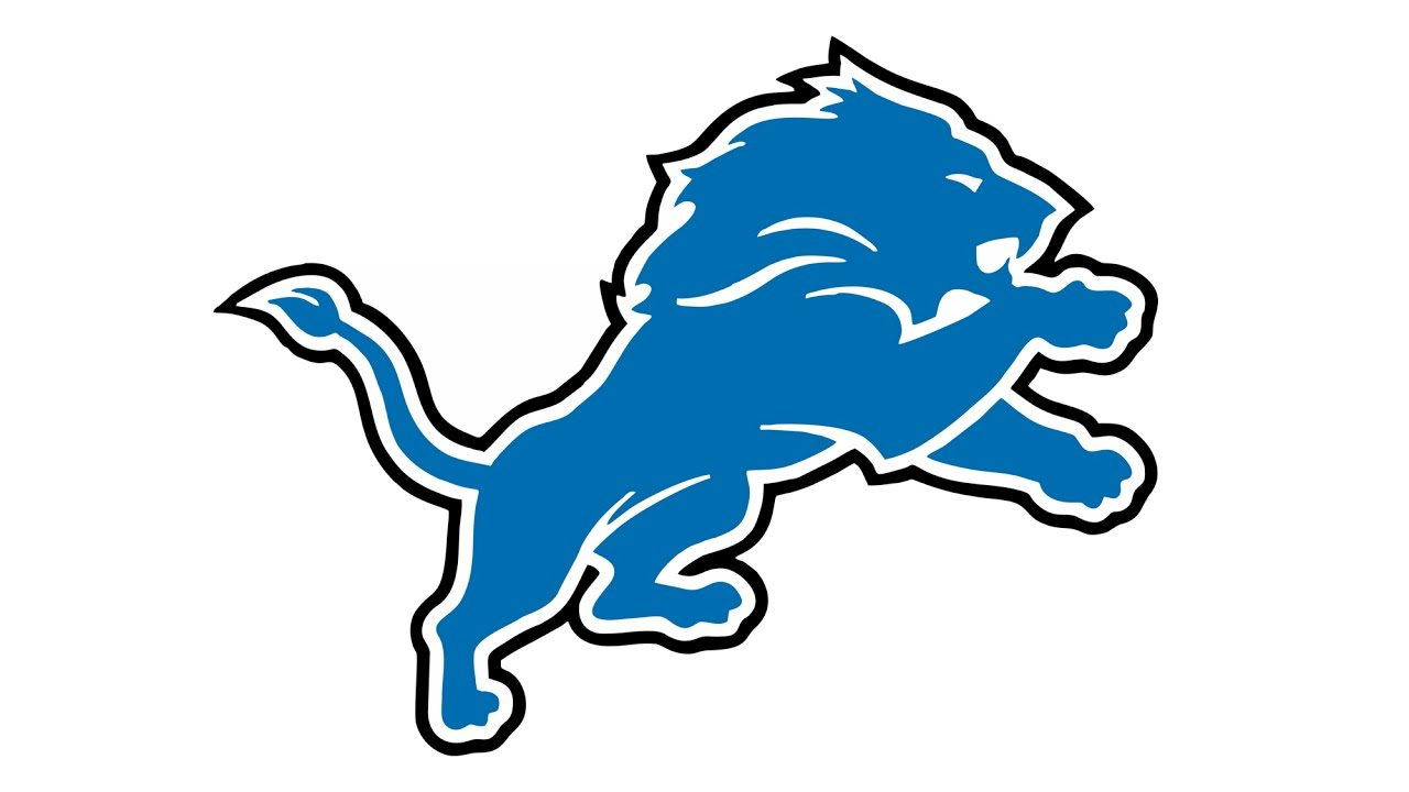 1280x720 How To Draw The Detroit Lions Logo