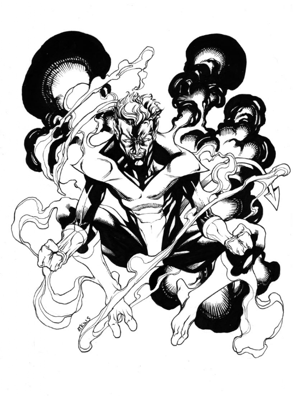 599x800 Nightcrawler, In Andrew Varcho's Commissions, Pages Pin Ups