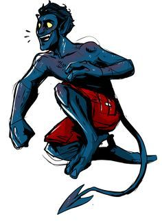 236x321 Great Nightcrawler Images Comic Books Art, Marvel Characters