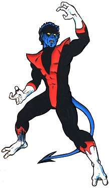 217x375 Nightcrawler Superhero Wiki Fandom Powered