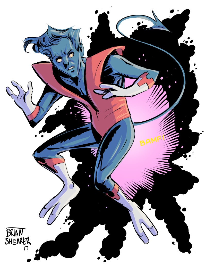 800x1067 Nightcrawler Drawing And Video