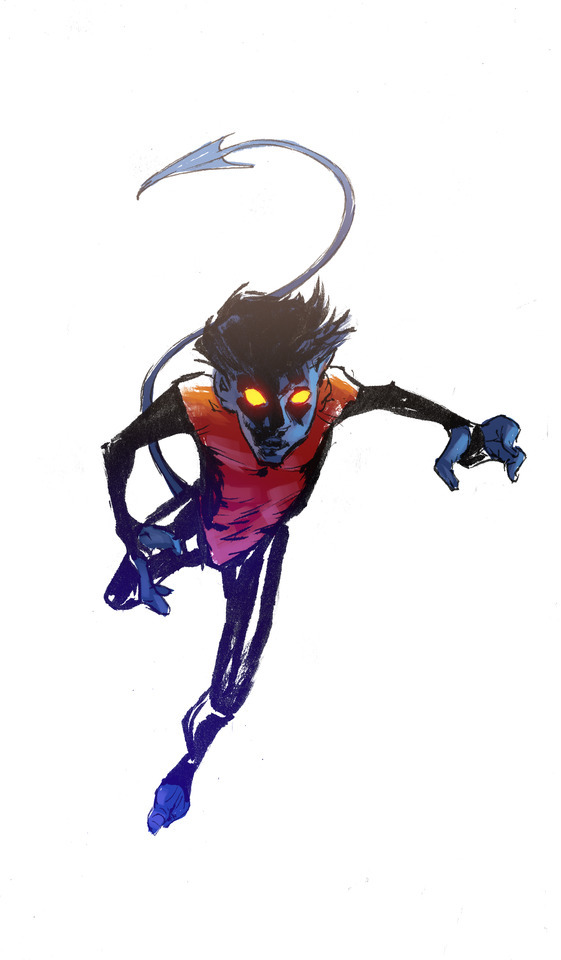 561x960 Nightcrawler Elf Tumblr