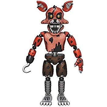 Nightmare Foxy Drawing