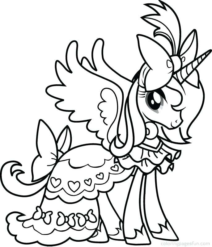686x800 Mlp Coloring Pages My Little Pony Coloring Pages To Print