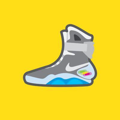 400x400 nike mag stuff sneaker art, nike mag, nike air mag