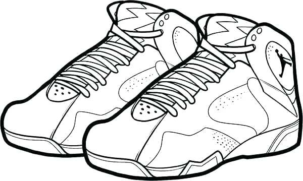 600x359 shoe coloring dunking shoe coloring pages nike