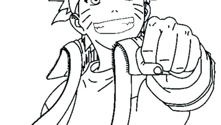 728x413 Naruto Coloring Pages Printable Shippuden Cartoons Of General Nine