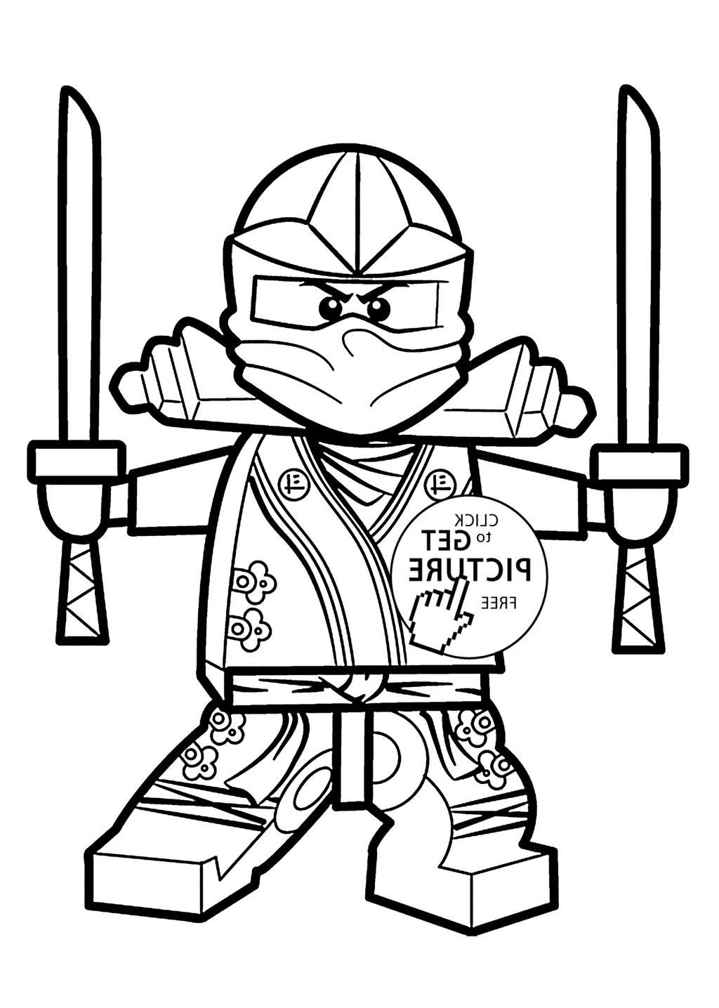 Ninja Drawing For Kids   Free download on ClipArtMag