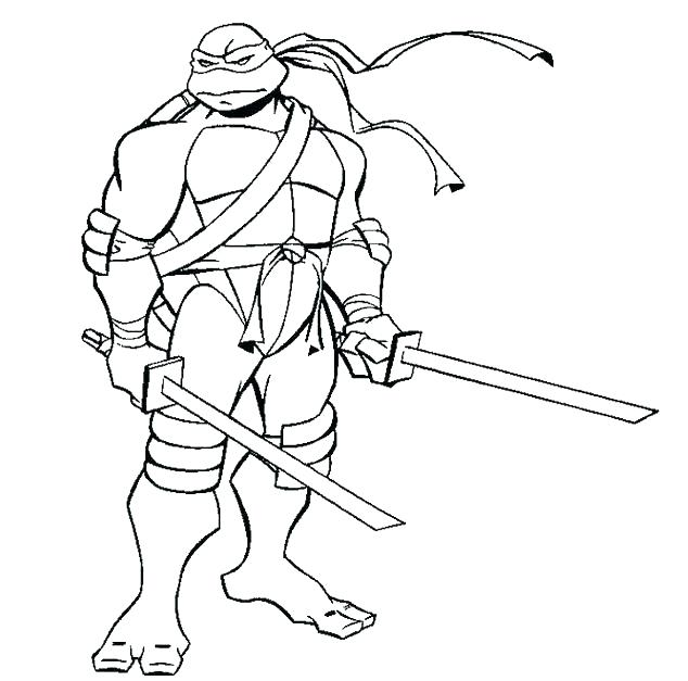 Ninja Turtle Drawing Pictures