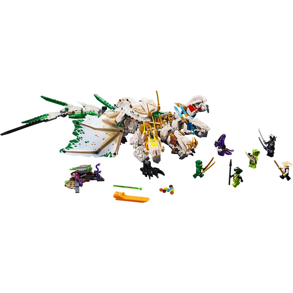 1200x1200 Lego Ninjago The Ultra Dragon