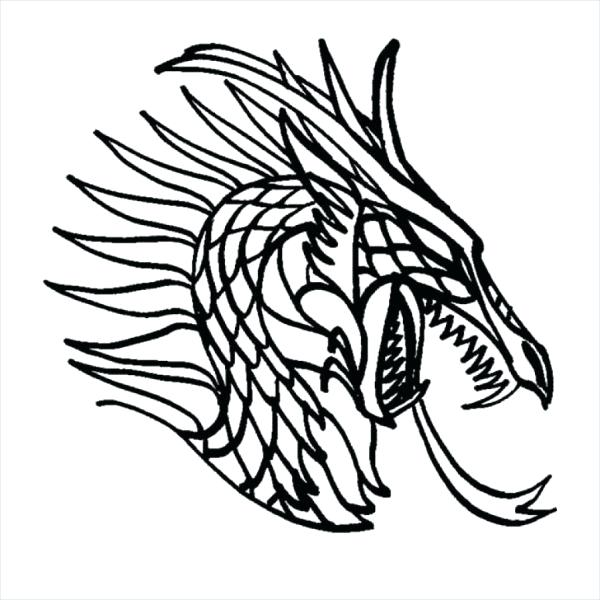 600x600 Dragons Coloring Pages Top Free Printable Dragon Online Hard