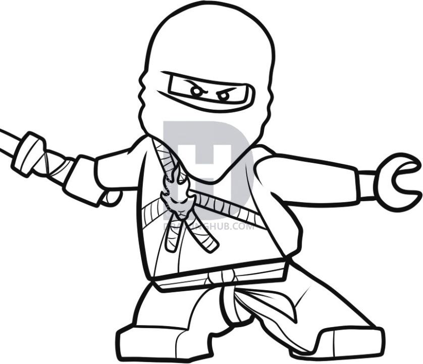 838x720 how to draw ninjago, ninjago, step