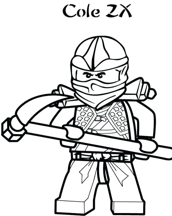 Ninjago Drawing Zane | Free download on ClipArtMag