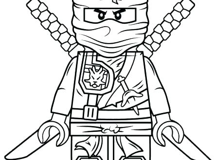 Lego Ninjago Coloring Pages – coloring.rocks! | 330x440