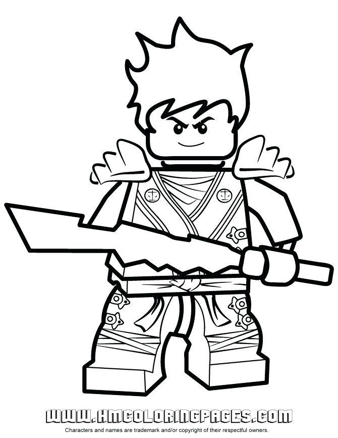 Ninjago Kai Drawing Free Download Best Ninjago Kai Drawing