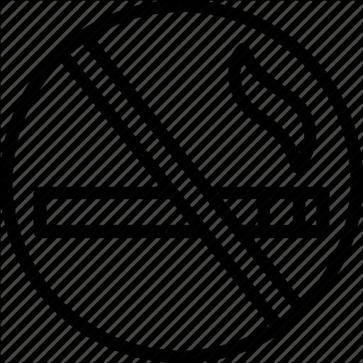 512x512 no cigarette, no smoking, no smoking sign, non smoking area, quit
