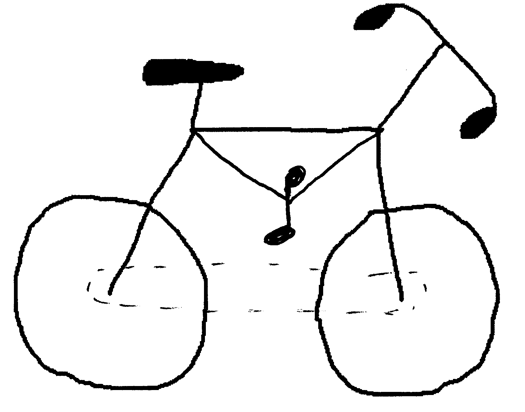1696x1332 Dave Atkinson The Science Of Cycology Can You Draw A Bicycle