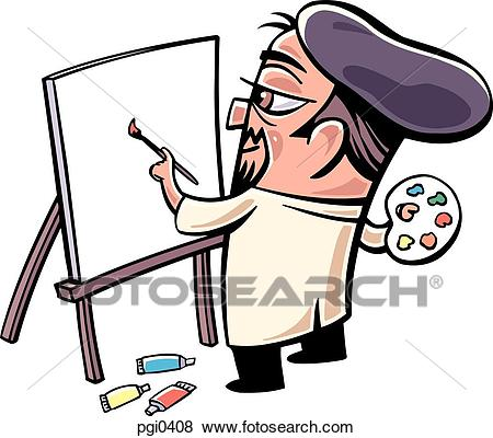 450x400 Drawing Clipart Painter
