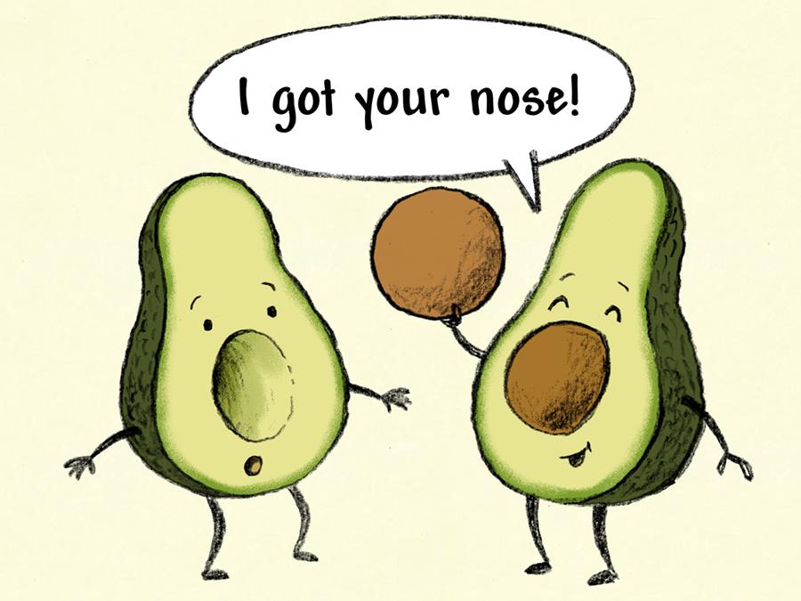 900x675 I Got Your Nose!