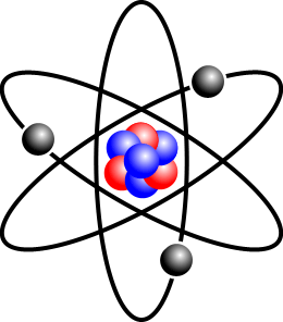 260x296 A Drawing Of A Lithium Atom In The Middle Is The Nucleus, Which